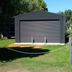 Walker Flat New 9x6x3.2mt garage